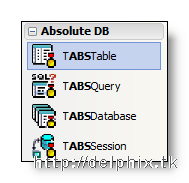 Absolute Database v6.05 for Delphi 7 Full Source