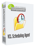 SiComponents Scheduling Agent v2.0.6.0 For Delphi
