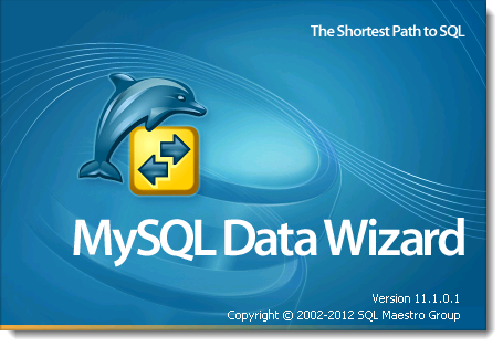 Data Wizard for MySQL v11.1.0.1