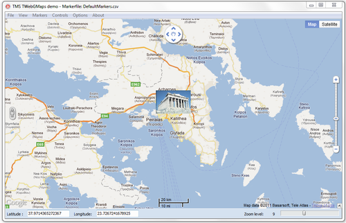 TMS WebGMaps v1.5.0.1 Full Source