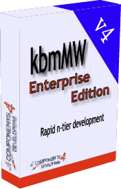 kbmMW Enterprise v4.0.3 Enterprise Edition