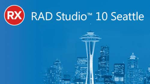 RAD Studio 10 Seattle Update 1 ISO Source